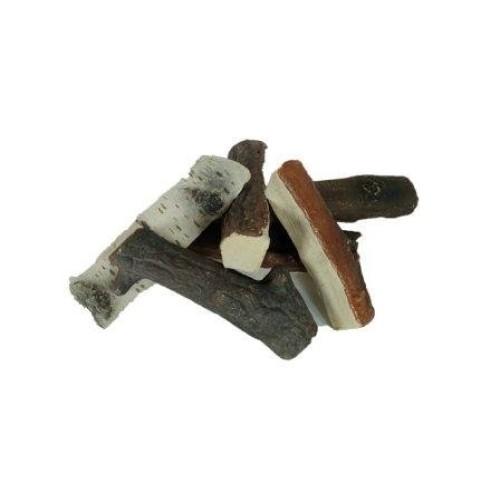 Декоративные дрова для камина Микст