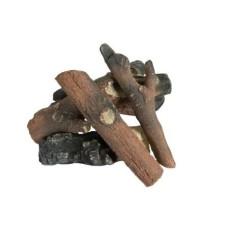 Декоративные дрова для камина Сосна Макси
