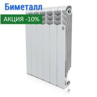 Биметаллический радиатор Revolution Bimetall 350 6 секций