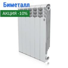 Биметаллический радиатор Revolution Bimetall 350 4 секции