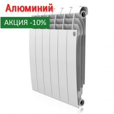 Алюминиевый радиатор Biliner 500 4 секции