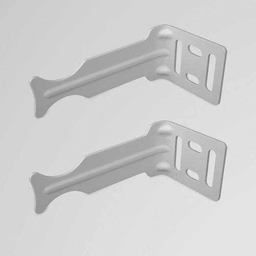 Комплект угловых кронштейнов