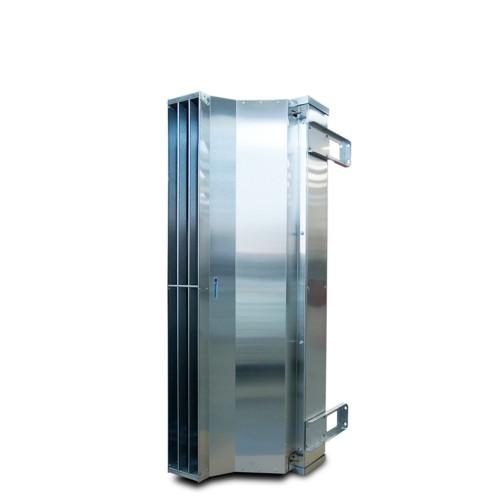 Тепловая завеса Тепломаш КЭВ-42П7011E нерж. 42 кВт